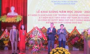 Video: Khai giảng năm học 2020 - 2021 - Đài phát thanh và truyền hình tỉnh Hòa Bình