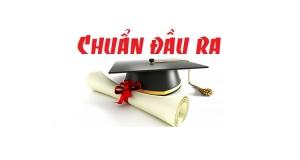 Quyết định ban hành bổ sung Chuẩn đầu ra Hệ trung cấp chuyên nghiệp 2015