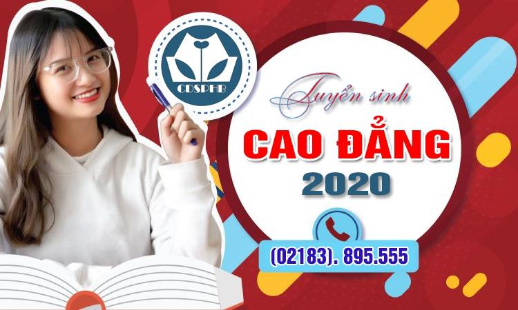Thông báo tuyển sinh năm 2020