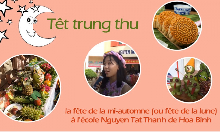 Trung thu của các em học sinh trường PTTHCLC Nguyễn Tất Thành qua góc nhìn sinh viên