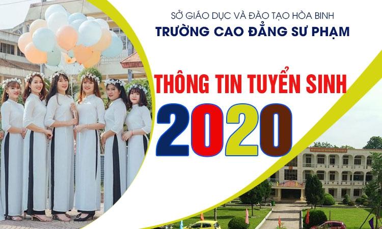 Thông tin tuyển sinh năm 2020 - Trường Cao đẳng Sư phạm Hòa Bình