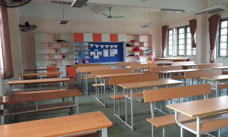 Công tác chuẩn bị đón học sinh trở lại trường