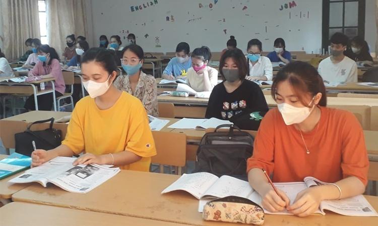 Thông tin về ngày đầu tiên Học sinh, sinh viên quay trở lại học tập sau thời gian nghỉ phòng chống dich Covid-19